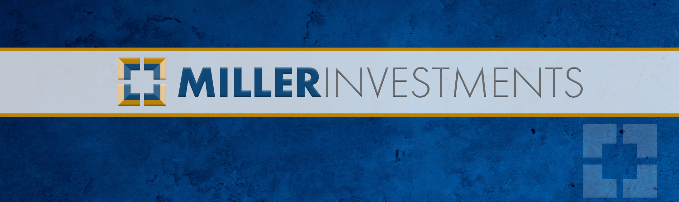 Miller investments front image